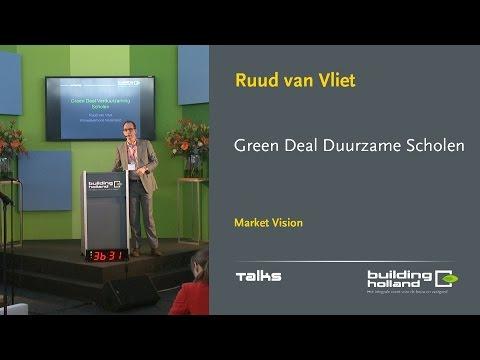 Green Deal Duurzame Scholen - Ruud van Vliet