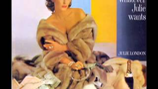Julie London - Diamonds Are A Girl's Best Friend