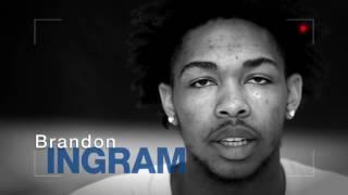 NBA Rooks: Meet Brandon Ingram