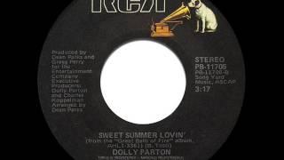 Dolly Parton - Sweet Summer Lovin'