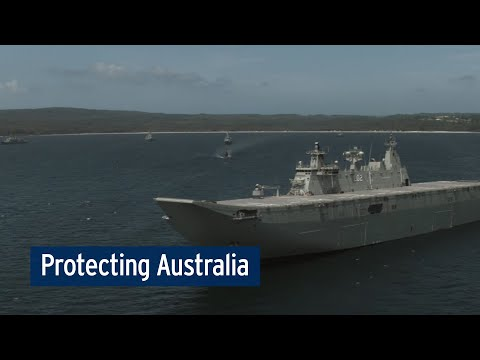 The Navy - protecting Australia