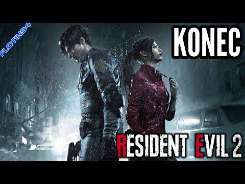 EPICKÉ FINÁLE CLAIRE | Resident Evil #18