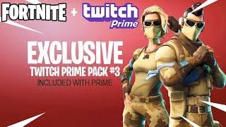 Twitch Prime Pack 3 Release Date 免费在线视频最佳电影电视节目