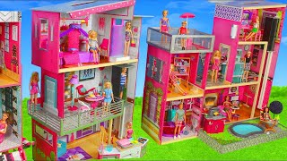 Bonecas Da Barbie – Trailer Dos Sonhos Mattel Rosa  | Barbie Doll House