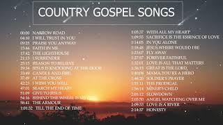 NARROW ROAD - Country Gospel Songs - Uplifting Inspirational Playlist by Lifebreakthrough