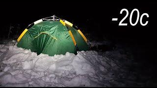Как выбрать палатку для зимних походов
