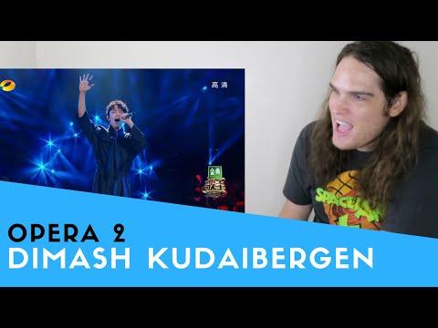 Voice Teacher Reacts to Dimash Kudaibergen - Opera 2