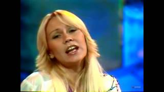 ABBA - When I Kissed The Teacher (France 1976)