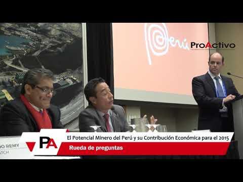 PDAC 2019: Luis Rivera, Jorge Chira, Alfredo Remy: Rueda de preguntas