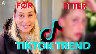 TESTER TIKTOK-TREND// LIGNER IKKE PÅ MEG SELV?!