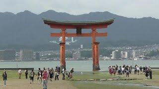 広島観光SightseeinginHiroshima