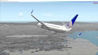 PMDG 737 NGX MID flight black screen problem!!! - Mehmet Uncu