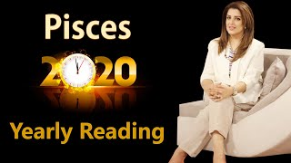 YEARLY HOROSCOPE 2020, PISCES YEARLY FORECAST, PISCES YEARLY READING, PISCES 2020 YEARLY READING
