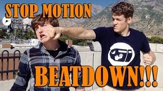 Stop Motion BEATDOWN! - Pocket Film Festival