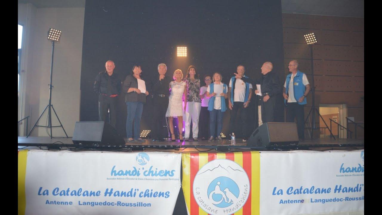 Concert des Chanteurs du Coeurs au profit de la Catalane Handi'chiens le dimanche 29 septembre 2019