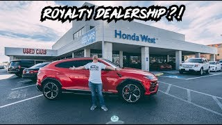 Royalty Exotic Cars Dealership ?! & Why Ferrari Lost Out on $1M