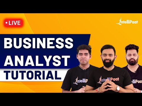 Business Analyst Training | Business Analyst Full Course | Business ...