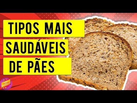 5 Tipos Mais Saudáveis de Pão Para Consumir