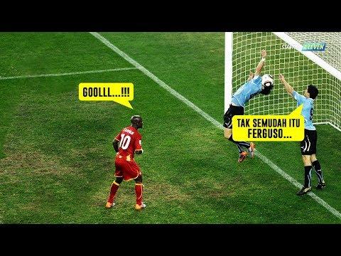 CARA KOTOR DILAKUKAN UNTUK MENANG! 15 Handball Tergila Dalam Sepak bola