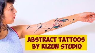 Awesome Abstract Tattoos By KiZuN Studio
