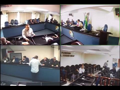 Sessão Câmara Barra Mansa - 06/06/2018