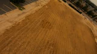 Testing out the FPV drone