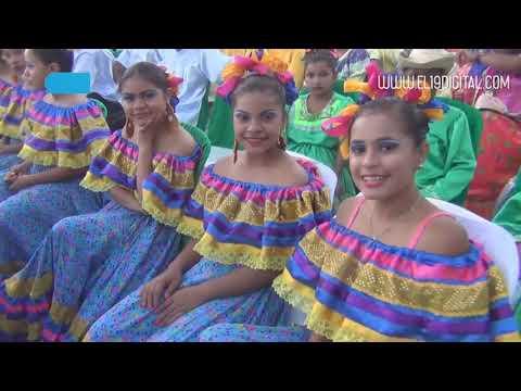 Masaya es sede del lanzamiento de Escuelas Municipales de Danzas Folclóricas