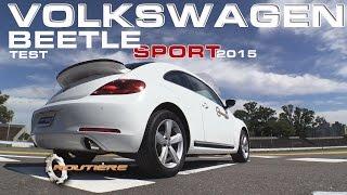 Volkswagen Beetle Sport 2015 Test - Routière - Pgm 316