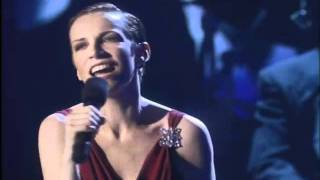 Annie Lennox & Herbie Hancock - Every Time We Say Goodbye (live)