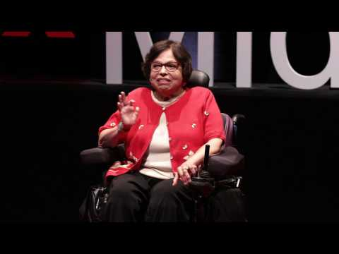 Our fight for disability rights and why were not done yet | Judith Heumann | TEDxMidAtlantic