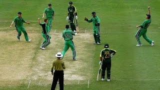 Biggest Upset Pakistan Vs Ireland 2007 World Cup  Highlights