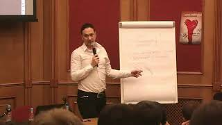 Alex Odessa - Мужская личность - Конференция Звезды Соблазнения
