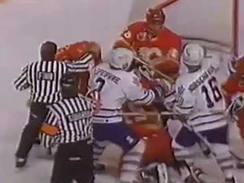 Doug Gilmour Tribute - Teach Me How To Dougie