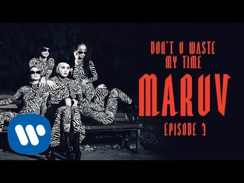 Maruv - DonT U Waste My Time