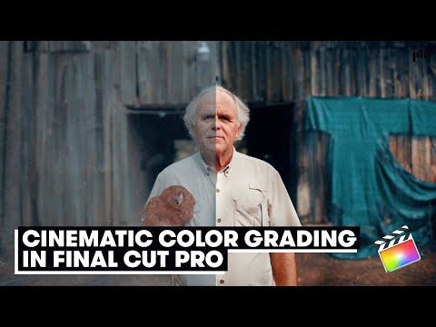 Cinematic Color Grading in Final Cut Pro – Step-by-Step Tutorial