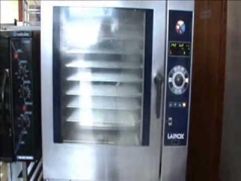 Lainox 10 Grid Combi Oven - Electric