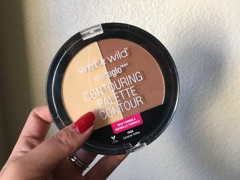 MegaGlo Contouring Palette by Wet n Wild Beauty #9
