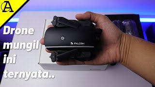 DRONE PEMULA DI BAWAH 1 JUTA : Falcon 1808 Wifi