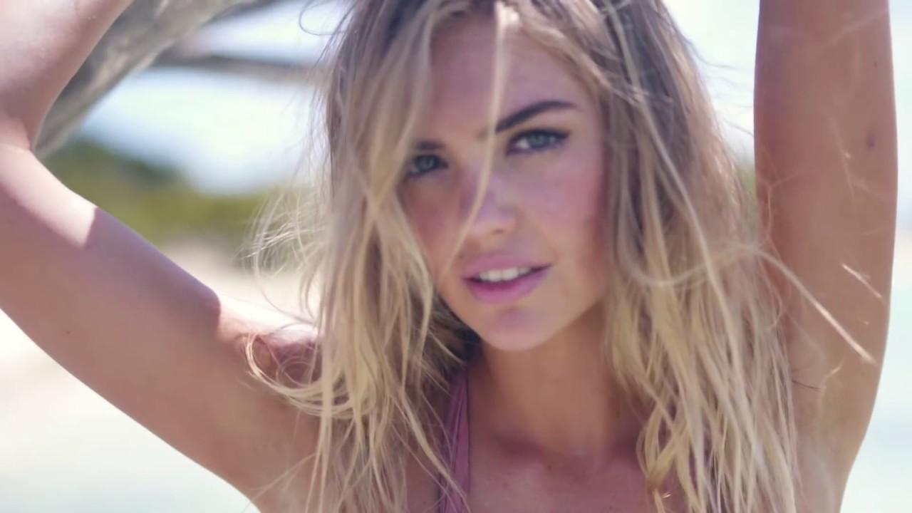 Die traumhaft hübsche Kate Upton auf Aruba für Sports Illustrated
