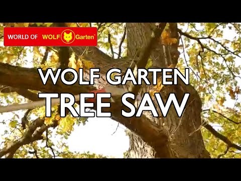 WOLF-Garten Power Cut Saw Pro 370 Multi-Star