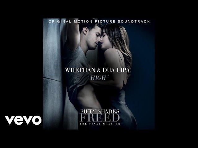 Whethan, Dua Lipa - High (Official Audio)