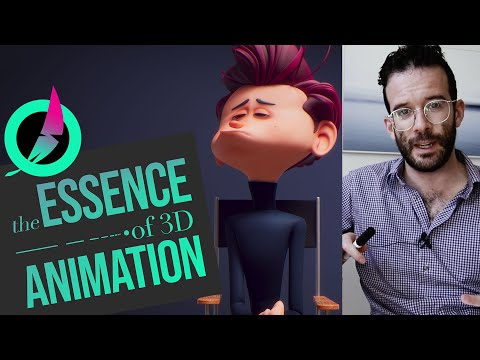 """""""The Essence of 3d animation"""" - Full course trailer"""