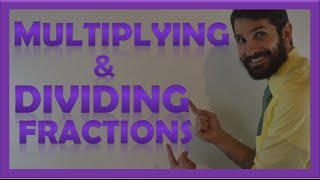 Multiplying and Dividing Fractions | Multiply & Divide Fractions Easy | ATI TEAS, HESI Math