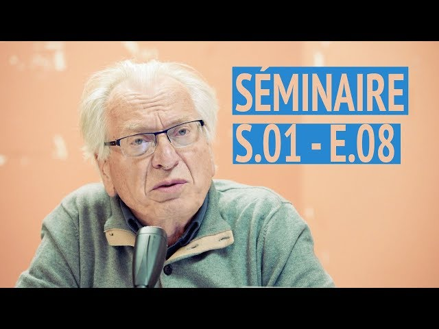 Vidéo, Séminaire Mensuel Mai 2018 - les droits économiques de la personne