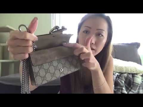 70f3ceef3917d4 GUCCI DIONYSUS Super Mini Bag | Too Small??? - Youtube Download