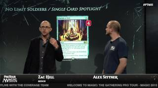 Pro Tour Magic 2015: Deck Tech with Alex Sittner -