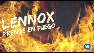 Prende En Fuego (Letra) - Zion y Lennox (Video)