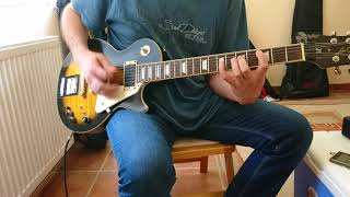 Metallica - The Unforgiven 2 - guitar cover