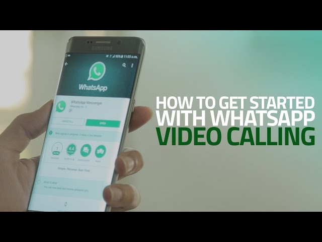 WhatsApp Video Calling Launched: How to Get Video Calling