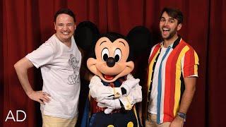 Walt Disney World Vlog | Day 3 | Magic Kingdom & Disney Springs | March 2020 | Adam Hattan | AD